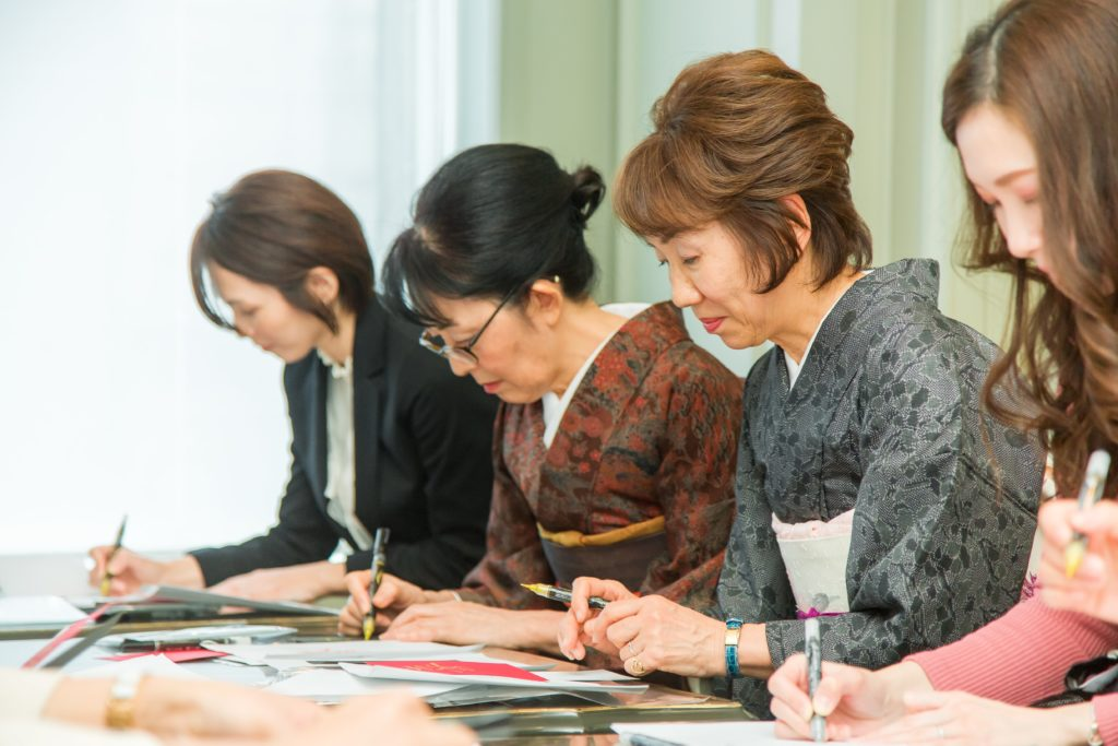 KIMONO QUEEN 新春特別企画「着物×和文化講習×美食」のご報告