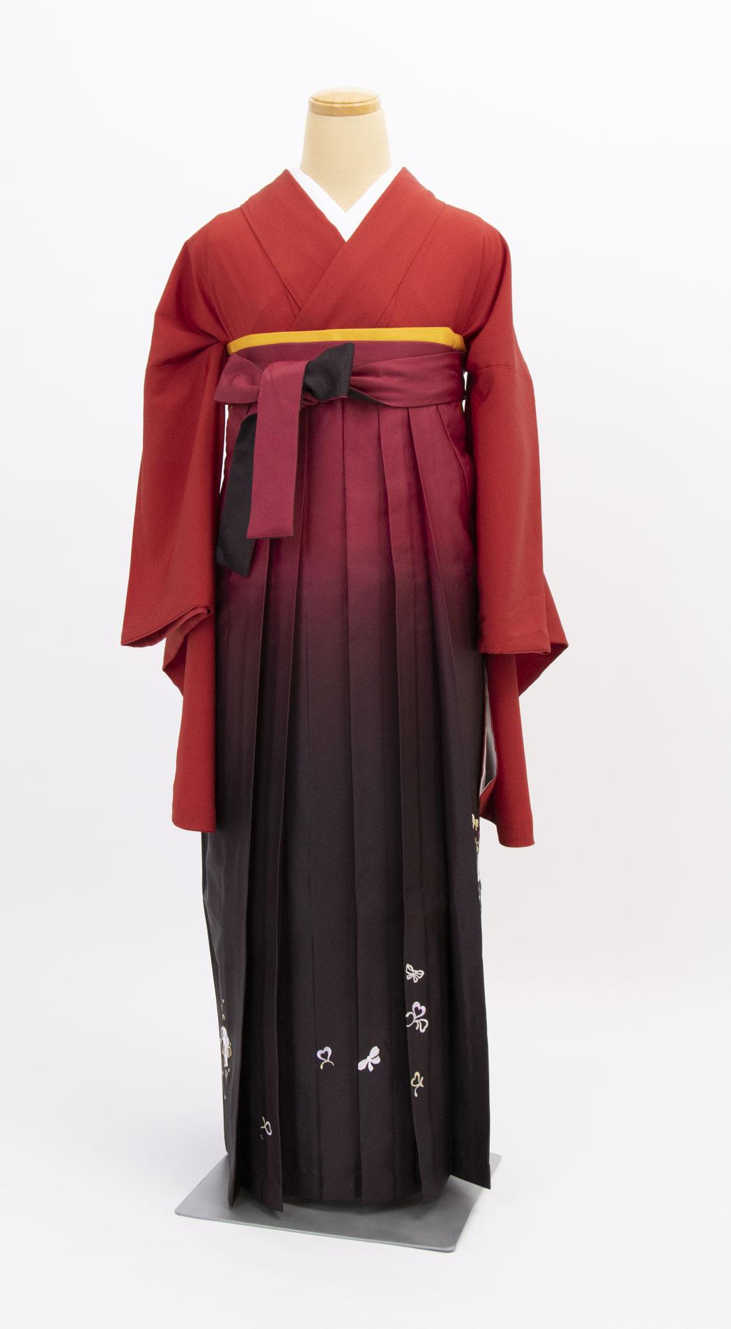 袴 着物 卒業式 撮影
