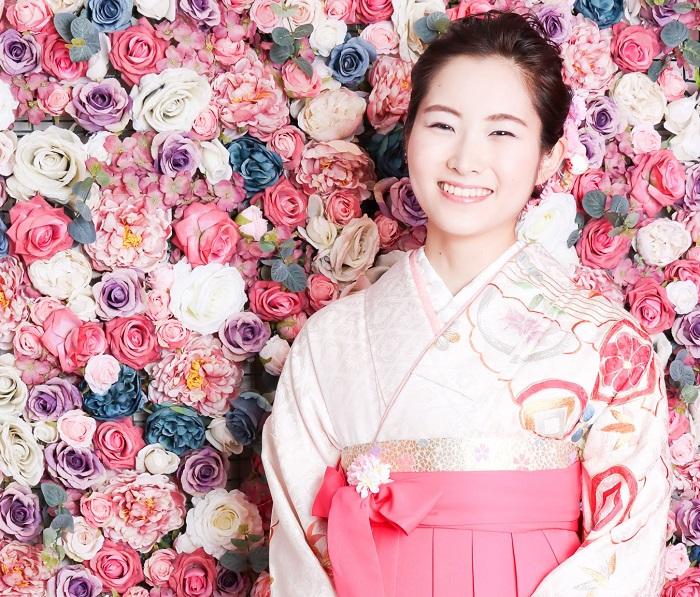 袴 卒業式 撮影 レンタル 着物